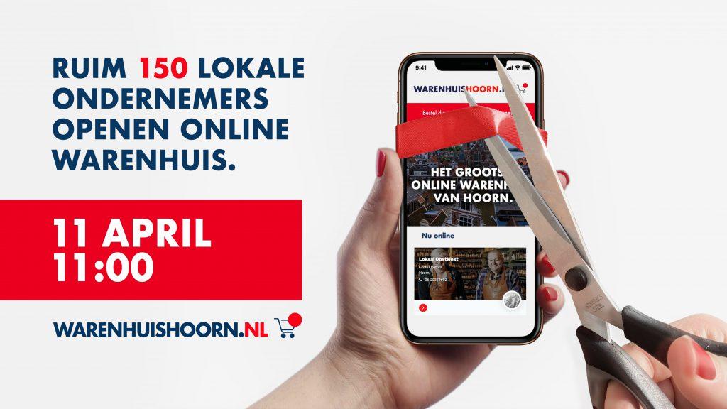 Warenhuis Hoorn