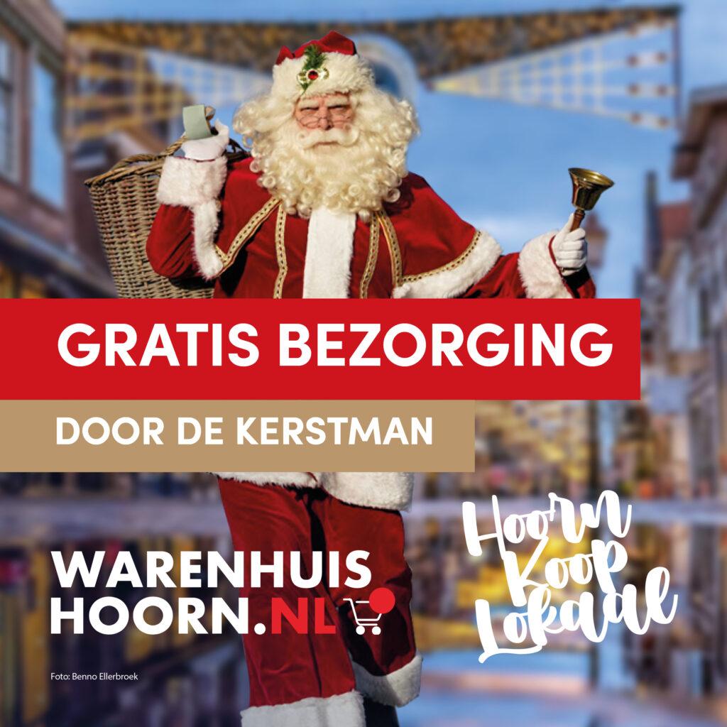 Het Warenhuis Hoorn breidt bezorgservice uit