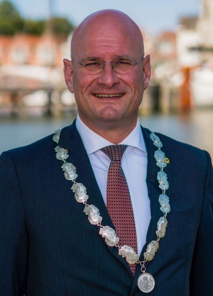 Jan Nieuwenburg schrijft brief aan ondernemers.