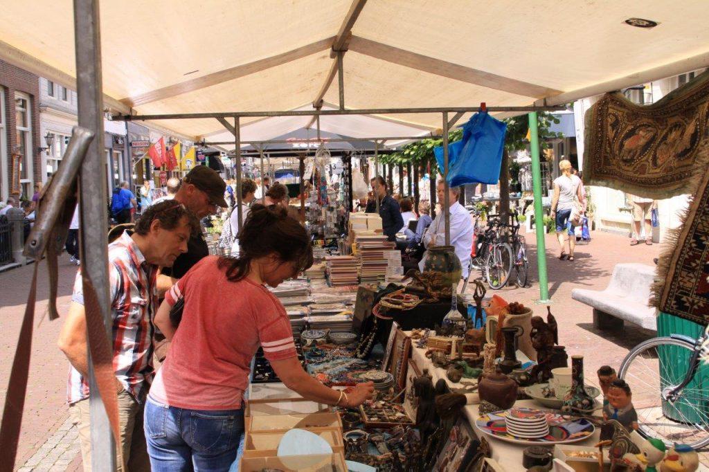 Woensdagmarkten (verslag)